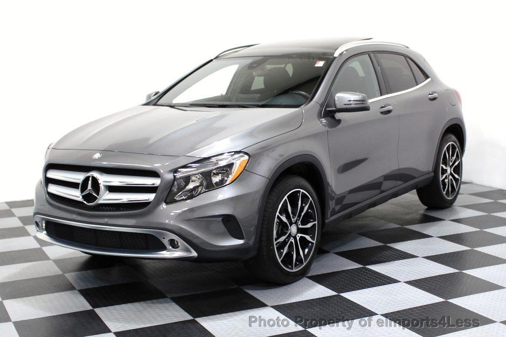 2017 Mercedes-Benz GLA CERTIFIED GLA250 4MATIC AWD CAMERA NAVIGATION - 16902444 - 44
