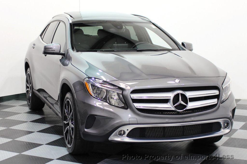 2017 Mercedes-Benz GLA CERTIFIED GLA250 4MATIC AWD CAMERA NAVIGATION - 16902444 - 45