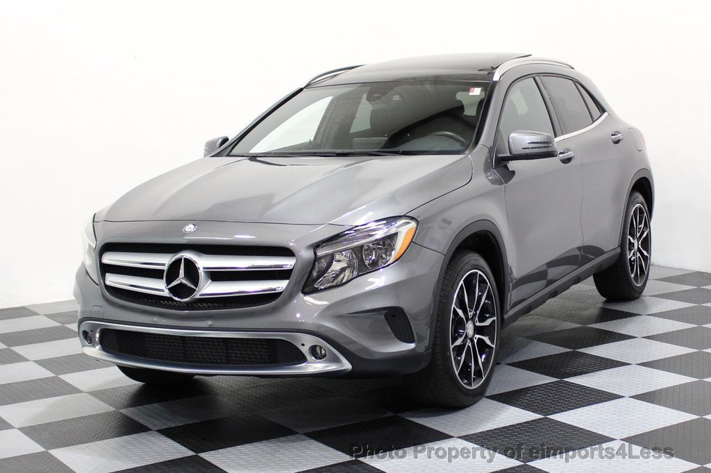 2017 Mercedes-Benz GLA CERTIFIED GLA250 4MATIC AWD CAMERA NAVIGATION - 16902444 - 47