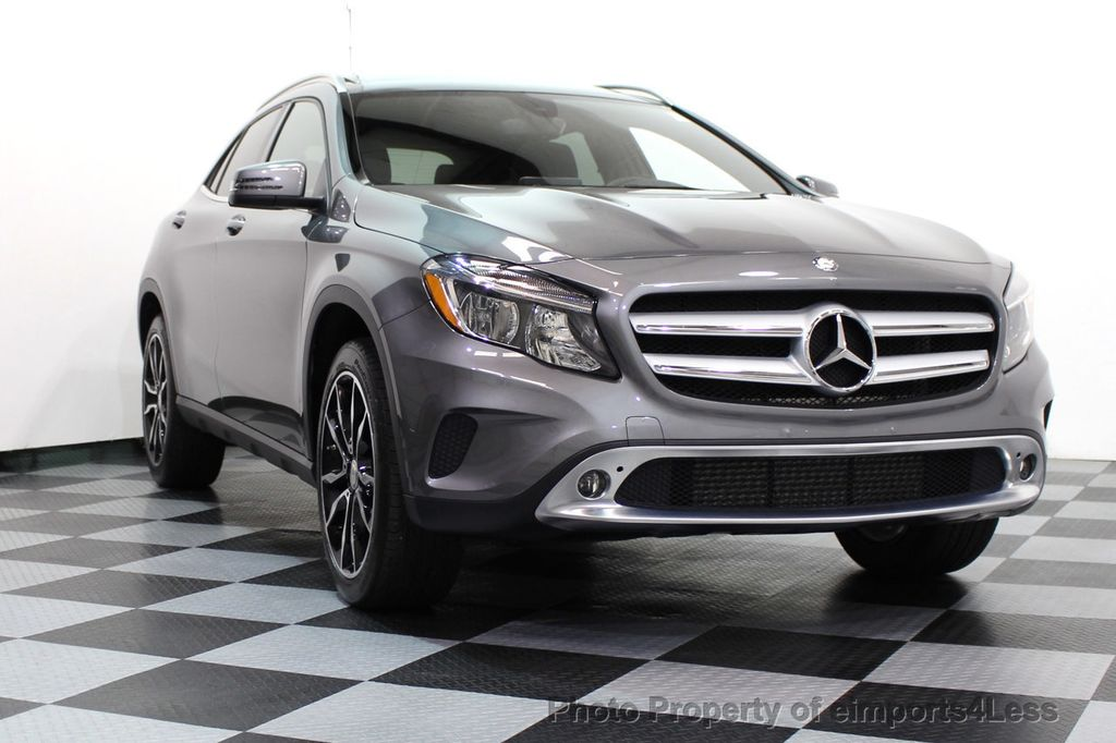 2017 Mercedes-Benz GLA CERTIFIED GLA250 4MATIC AWD CAMERA NAVIGATION - 16902444 - 49