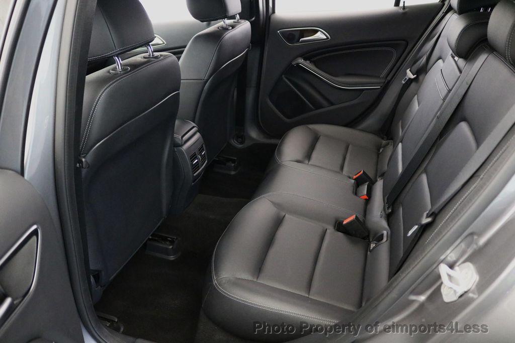2017 Mercedes-Benz GLA CERTIFIED GLA250 4MATIC AWD CAMERA NAVIGATION - 16902444 - 8