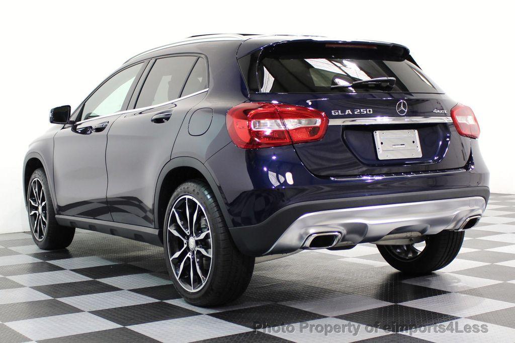 2017 Mercedes Benz Gla Certified Gla250 4matic Awd Panorama Cam Navi 16816486 29