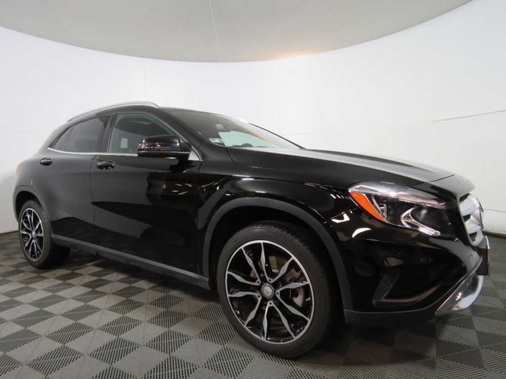 2017 used mercedes benz gla gla 250 4matic suv at mercedes for Mercedes benz of warwick warwick ri