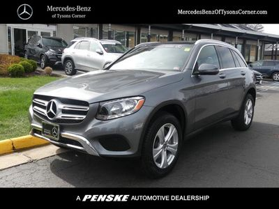 Used Mercedes Benz Glc Vienna Va