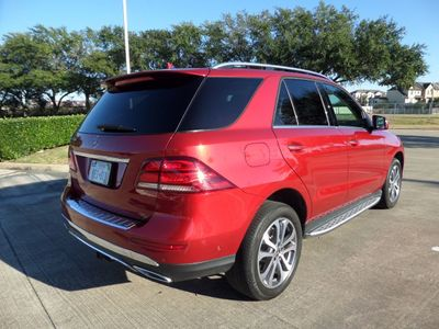 2017 Mercedes-Benz GLE 2017 MERCEDES BENZ GLE 350 PANORAMIC ROOF NAVI 360 CAMERA LOADED - Click to see full-size photo viewer