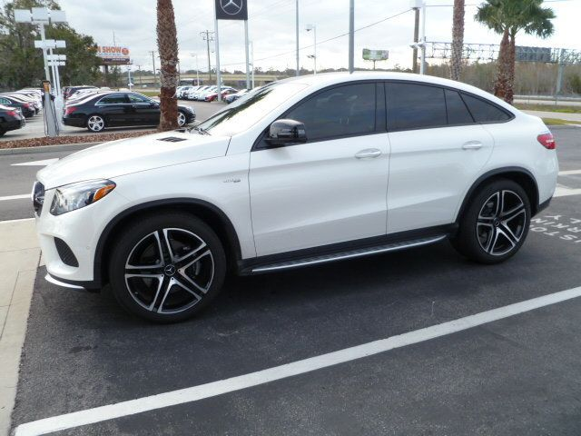 2017 Mercedes Benz Gle