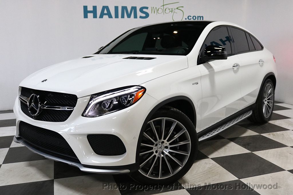 2017 Mercedes-Benz GLE AMG GLE 43 4MATIC Coupe - 18296670 - 1