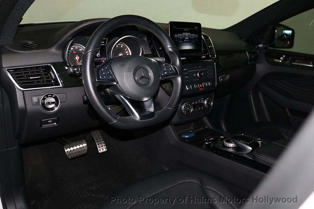 2017 Mercedes-Benz GLE AMG GLE 43 4MATIC Coupe - 18296670 - 20