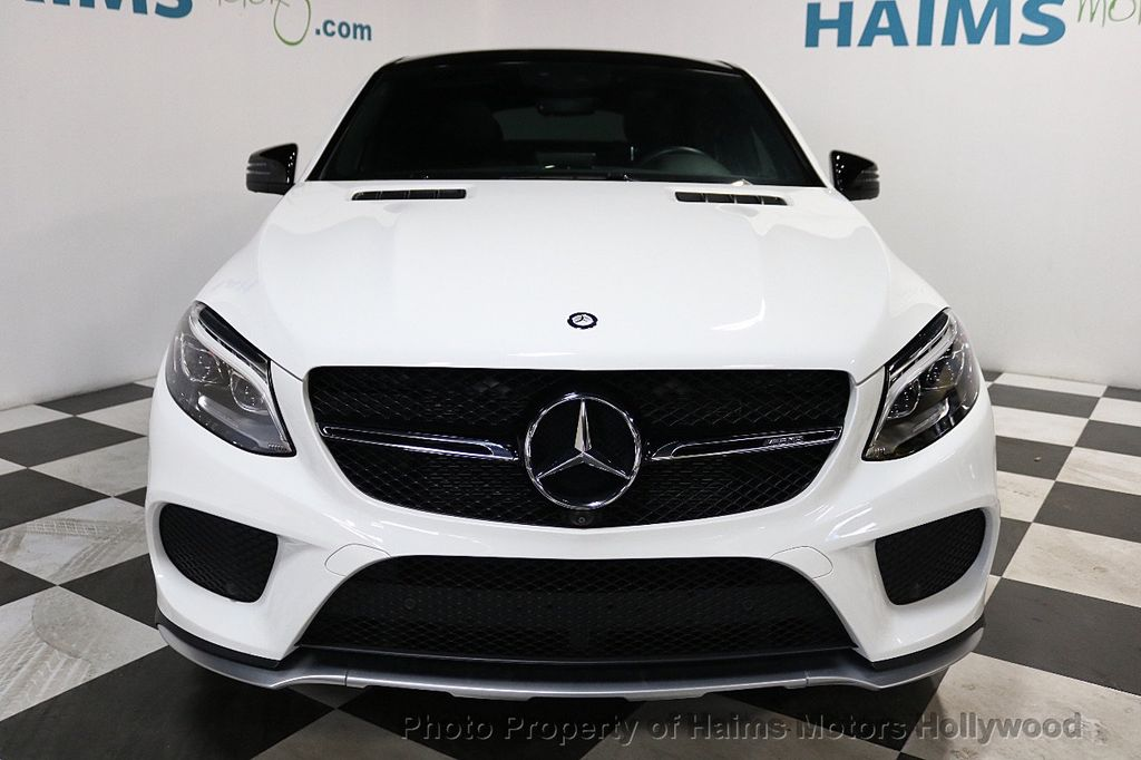 2017 Mercedes-Benz GLE AMG GLE 43 4MATIC Coupe - 18296670 - 2
