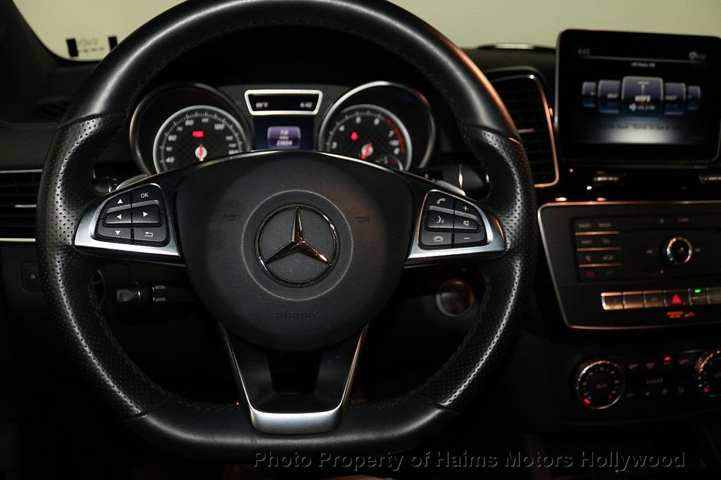2017 Mercedes-Benz GLE AMG GLE 43 4MATIC Coupe - 18296670 - 31