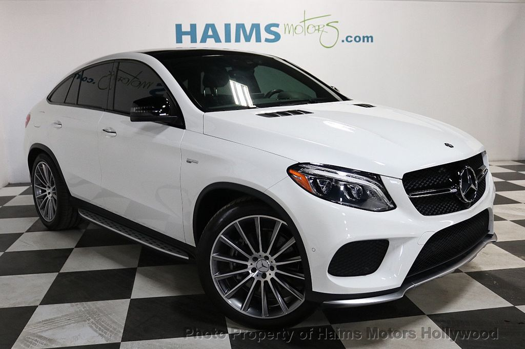 2017 Mercedes-Benz GLE AMG GLE 43 4MATIC Coupe - 18296670 - 3