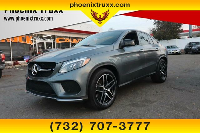 2017 Amg Gle 43 Coupe Mercedes Benz >> 2017 Used Mercedes Benz Amg Gle 43 4matic Coupe At Phoenix Truxx Serving South Amboy Nj Iid 18540472