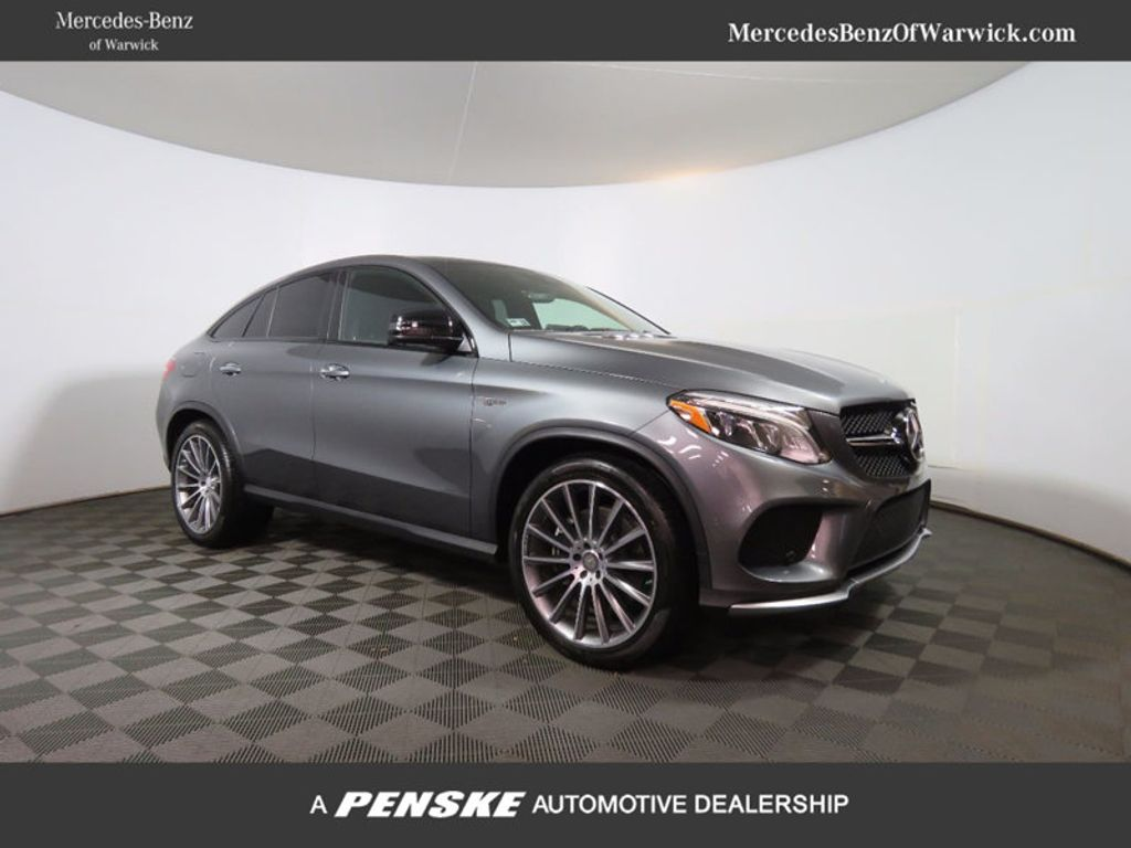 2017 Mercedes-Benz GLE AMG GLE 43 4MATIC Coupe - 16956512 - 0
