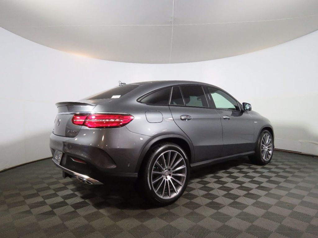 2017 Mercedes-Benz GLE AMG GLE 43 4MATIC Coupe - 16956512 - 9