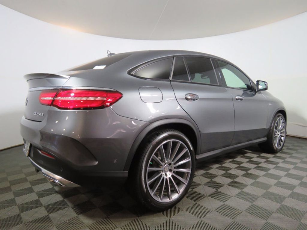 2017 Mercedes-Benz GLE AMG GLE 43 4MATIC Coupe - 16956512 - 10