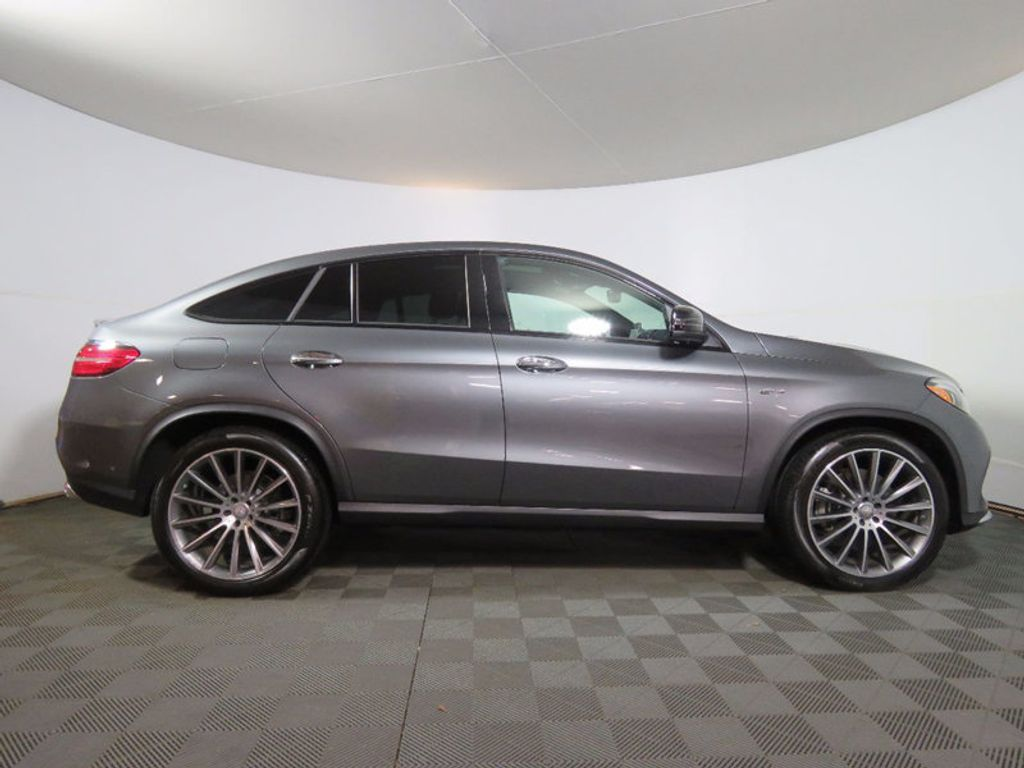 2017 Mercedes-Benz GLE AMG GLE 43 4MATIC Coupe - 16956512 - 11