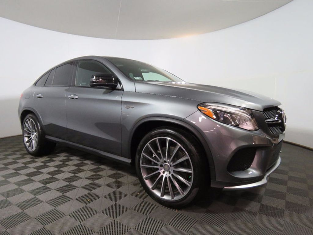 2017 Mercedes-Benz GLE AMG GLE 43 4MATIC Coupe - 16956512 - 1