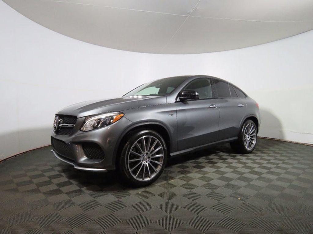 2017 Mercedes-Benz GLE AMG GLE 43 4MATIC Coupe - 16956512 - 3