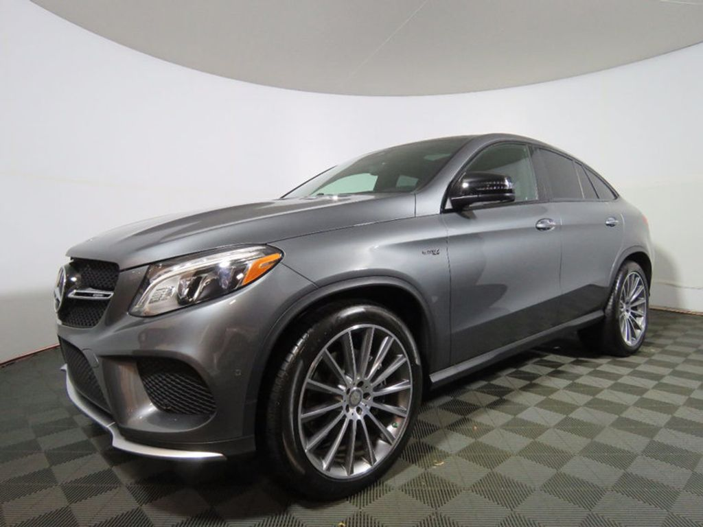 2017 Mercedes-Benz GLE AMG GLE 43 4MATIC Coupe - 16956512 - 4