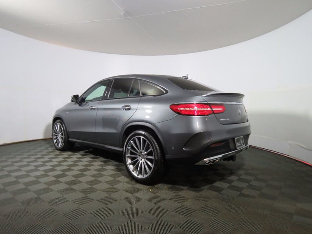 2017 Mercedes-Benz GLE AMG GLE 43 4MATIC Coupe - 16956512 - 6