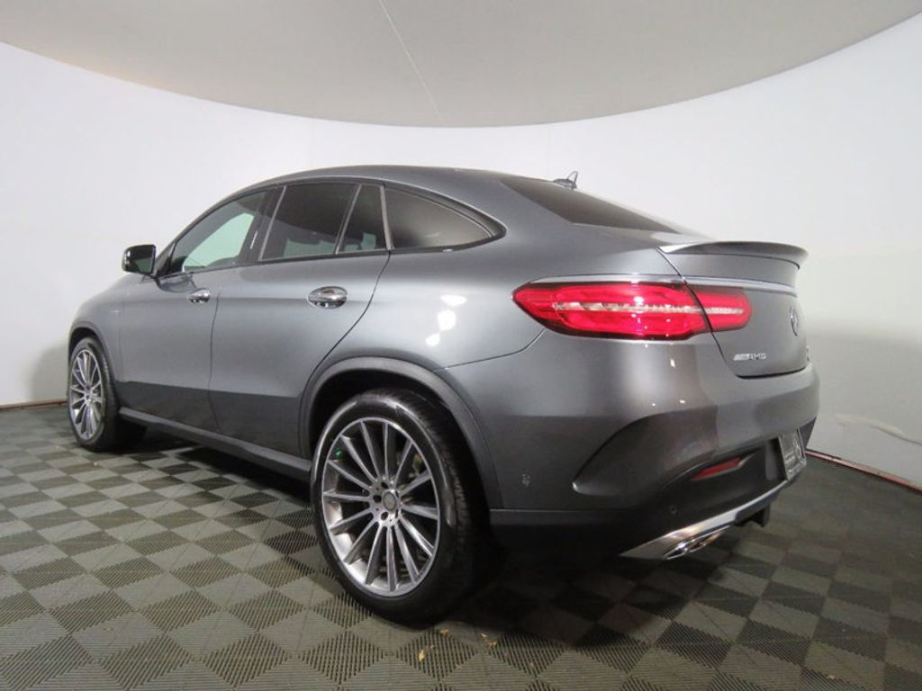 2017 Mercedes-Benz GLE AMG GLE 43 4MATIC Coupe - 16956512 - 7