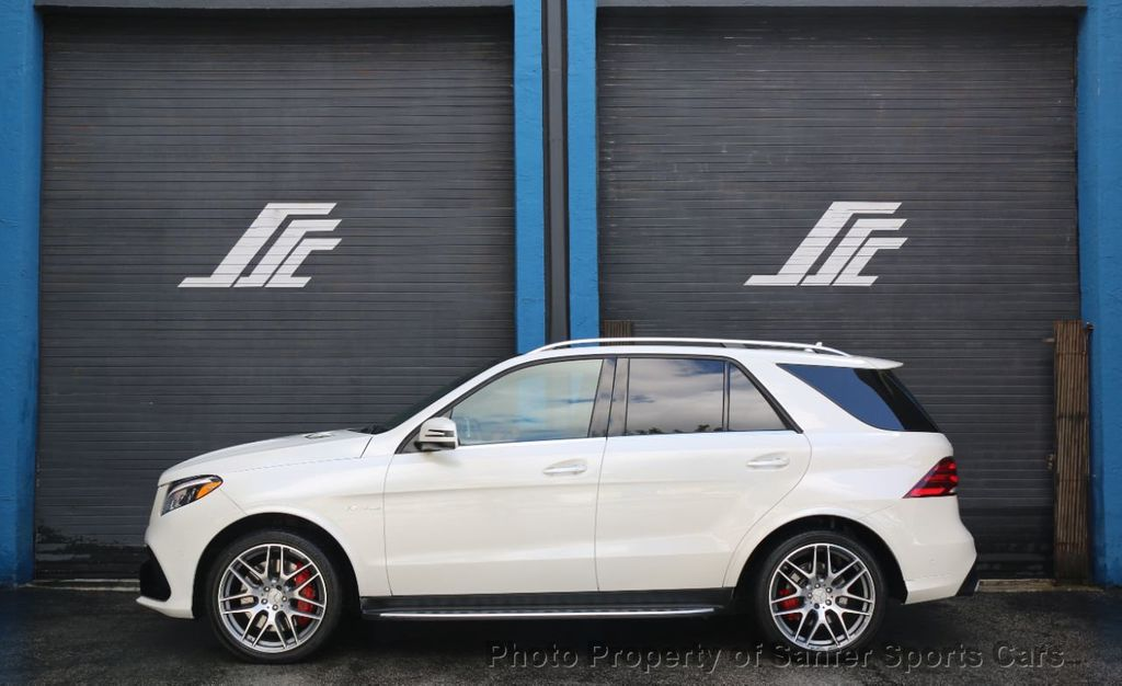 2017 Used Mercedes Benz Amg Gle 63 S 4matic Suv At Sanfer Sports Cars Serving Miami Fl Iid 20354691
