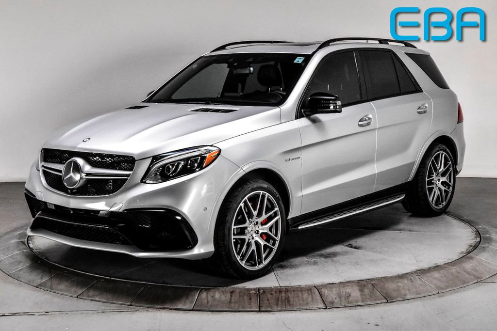 2017 Used Mercedes-Benz AMG GLE 63 S 4MATIC SUV at Elliott Bay Auto Brokers  Serving Seattle, WA, IID 19310278