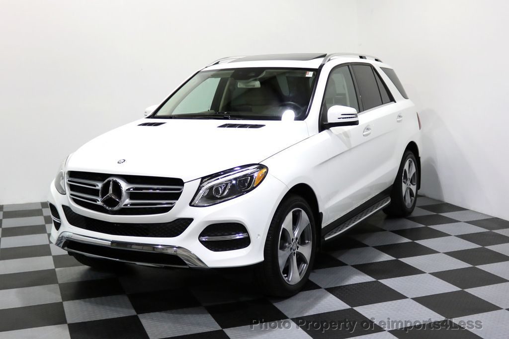 2017 used mercedes benz gle certified gle350 4matic awd p2 premium park assist nav at. Black Bedroom Furniture Sets. Home Design Ideas