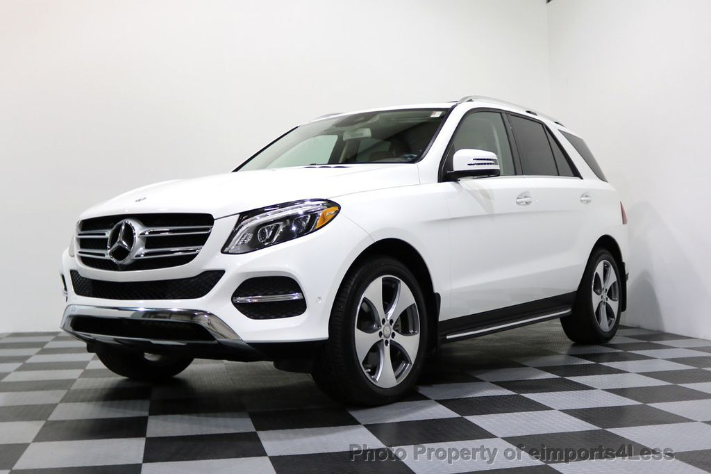 2017 Mercedes-Benz GLE CERTIFIED GLE350 4Matic AWD P2 PREMIUM Park Assist NAV - 17270743 - 13