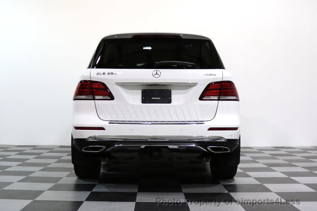 2017 Mercedes-Benz GLE CERTIFIED GLE350 4Matic AWD P2 PREMIUM Park Assist NAV - 17270743 - 16