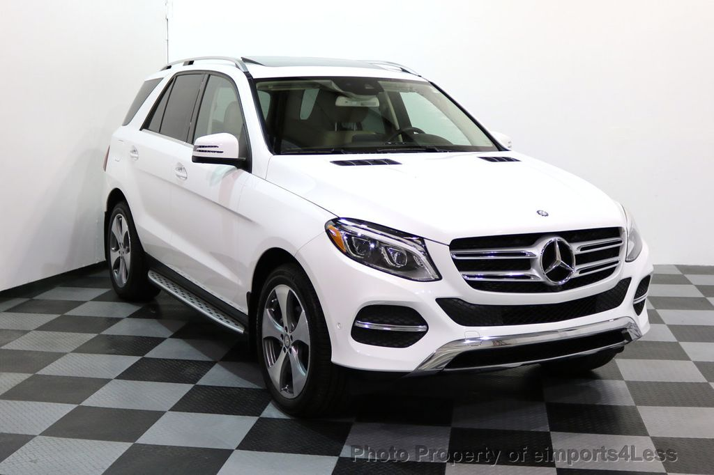 2017 Mercedes-Benz GLE CERTIFIED GLE350 4Matic AWD P2 PREMIUM Park Assist NAV - 17270743 - 1