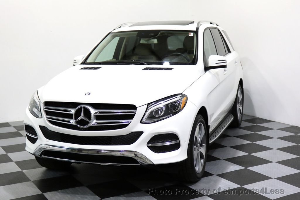2017 Mercedes-Benz GLE CERTIFIED GLE350 4Matic AWD P2 PREMIUM Park Assist NAV - 17270743 - 27