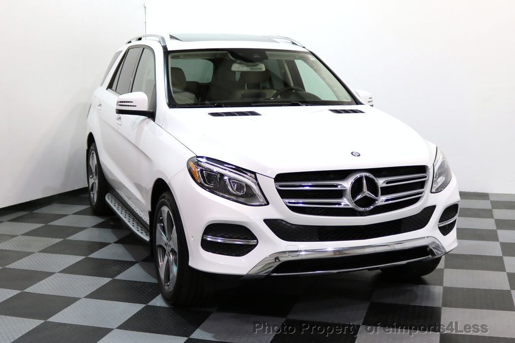 2017 Mercedes-Benz GLE CERTIFIED GLE350 4Matic AWD P2 PREMIUM Park Assist NAV - 17270743 - 28