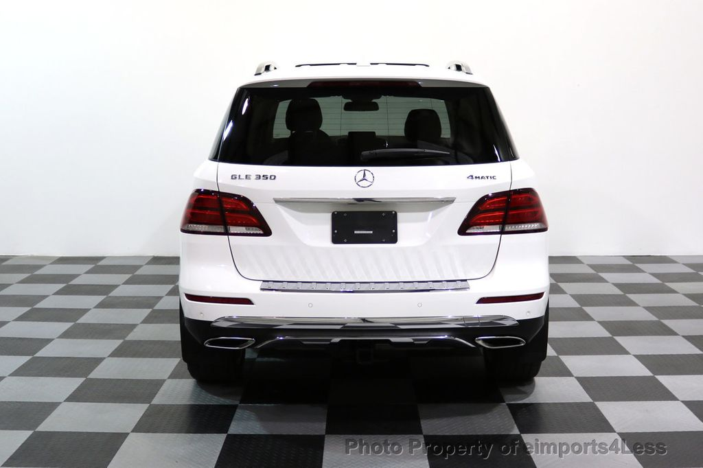 2017 Mercedes-Benz GLE CERTIFIED GLE350 4Matic AWD P2 PREMIUM Park Assist NAV - 17270743 - 30