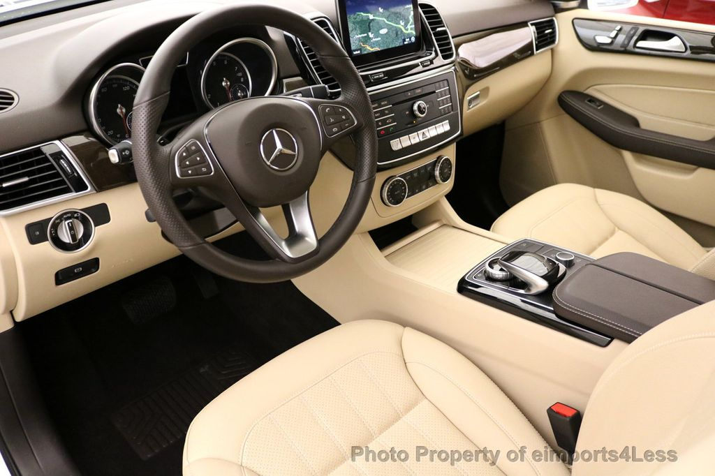2017 Mercedes-Benz GLE CERTIFIED GLE350 4Matic AWD P2 PREMIUM Park Assist NAV - 17270743 - 32