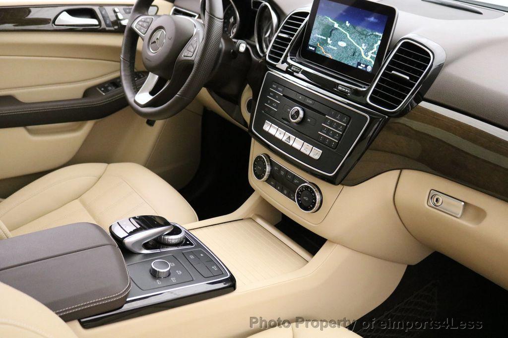 2017 Mercedes-Benz GLE CERTIFIED GLE350 4Matic AWD P2 PREMIUM Park Assist NAV - 17270743 - 33
