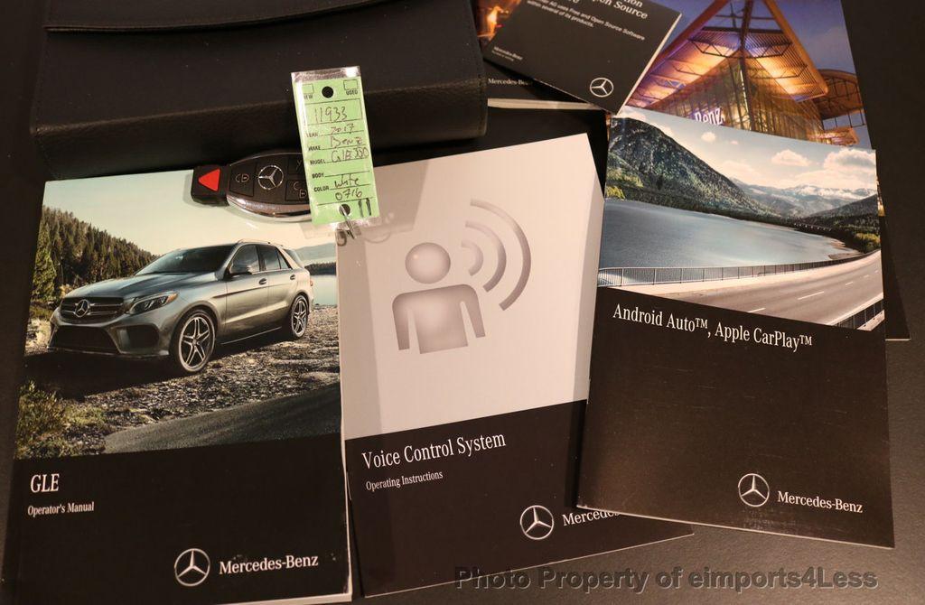2017 Mercedes-Benz GLE CERTIFIED GLE350 4Matic AWD P2 PREMIUM Park Assist NAV - 17270743 - 36