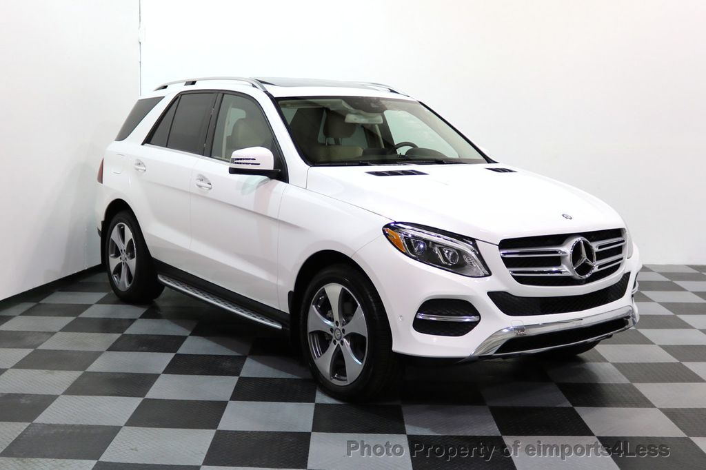 2017 Mercedes-Benz GLE CERTIFIED GLE350 4Matic AWD P2 PREMIUM Park Assist NAV - 17270743 - 40