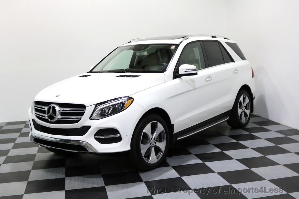 2017 Mercedes-Benz GLE CERTIFIED GLE350 4Matic AWD P2 PREMIUM Park Assist NAV - 17270743 - 48