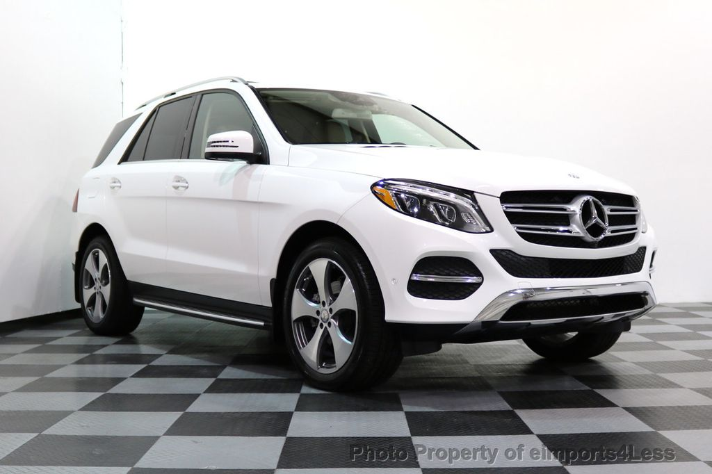 2017 Mercedes-Benz GLE CERTIFIED GLE350 4Matic AWD P2 PREMIUM Park Assist NAV - 17270743 - 51