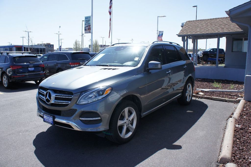 2017 Mercedes Benz Gle 350 4matic Suv 17594121 1