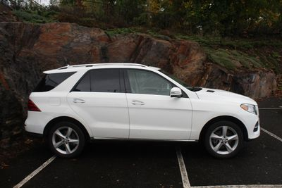 2017 Mercedes-Benz GLE GLE 350 4MATIC SUV - Click to see full-size photo viewer