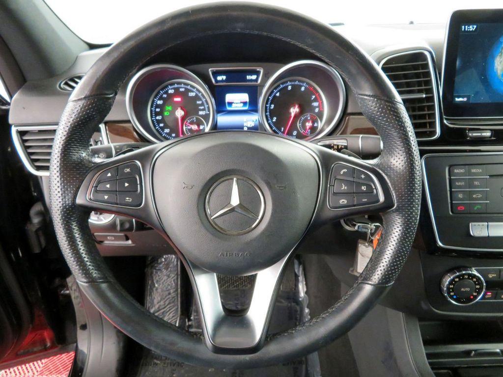2017 Mercedes-Benz GLE GLE 350 4MATIC SUV - 18360172 - 17
