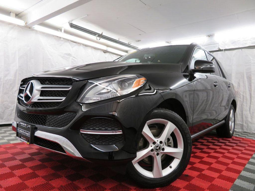 2017 Mercedes-Benz GLE GLE 350 4MATIC SUV - 18360172 - 34
