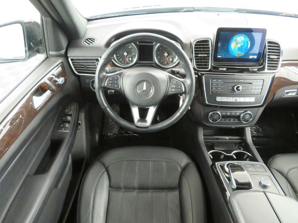 2017 Mercedes-Benz GLE GLE 350 4MATIC SUV - 18360172 - 6
