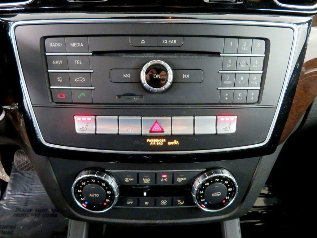 2017 Mercedes-Benz GLE GLE 350 4MATIC SUV - 18360175 - 28