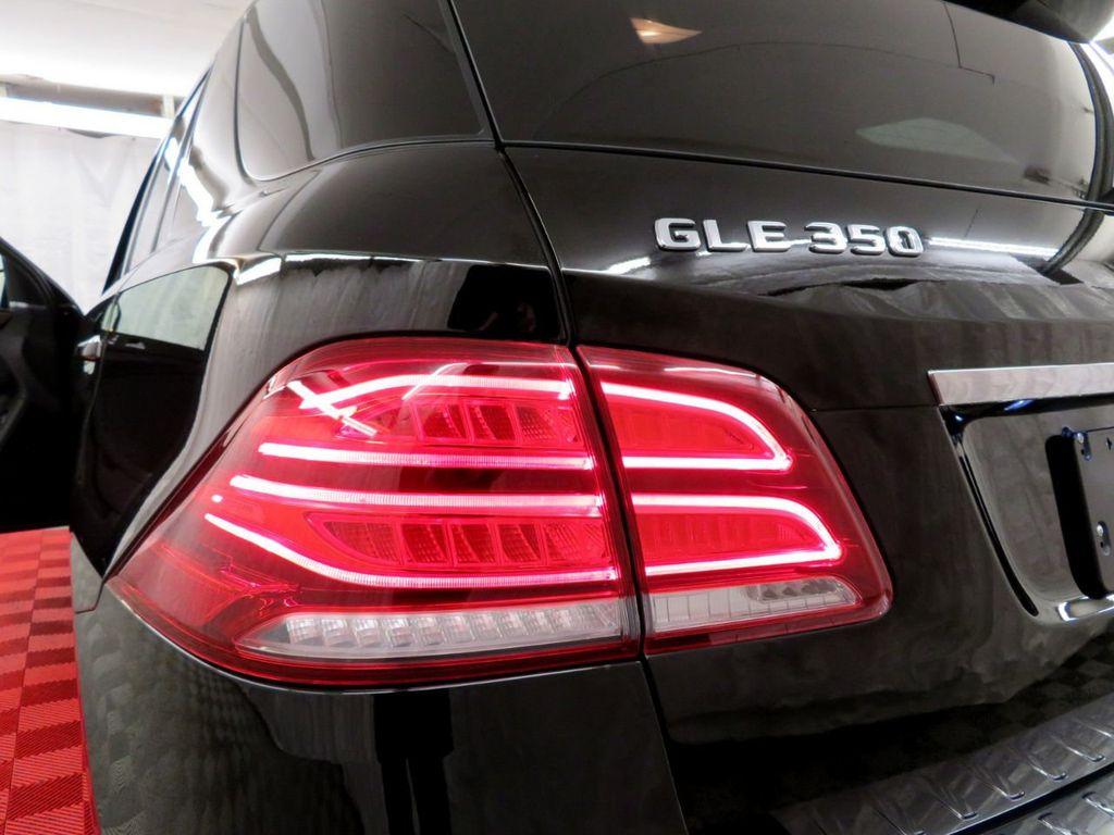 2017 Mercedes-Benz GLE GLE 350 4MATIC SUV - 18360175 - 34