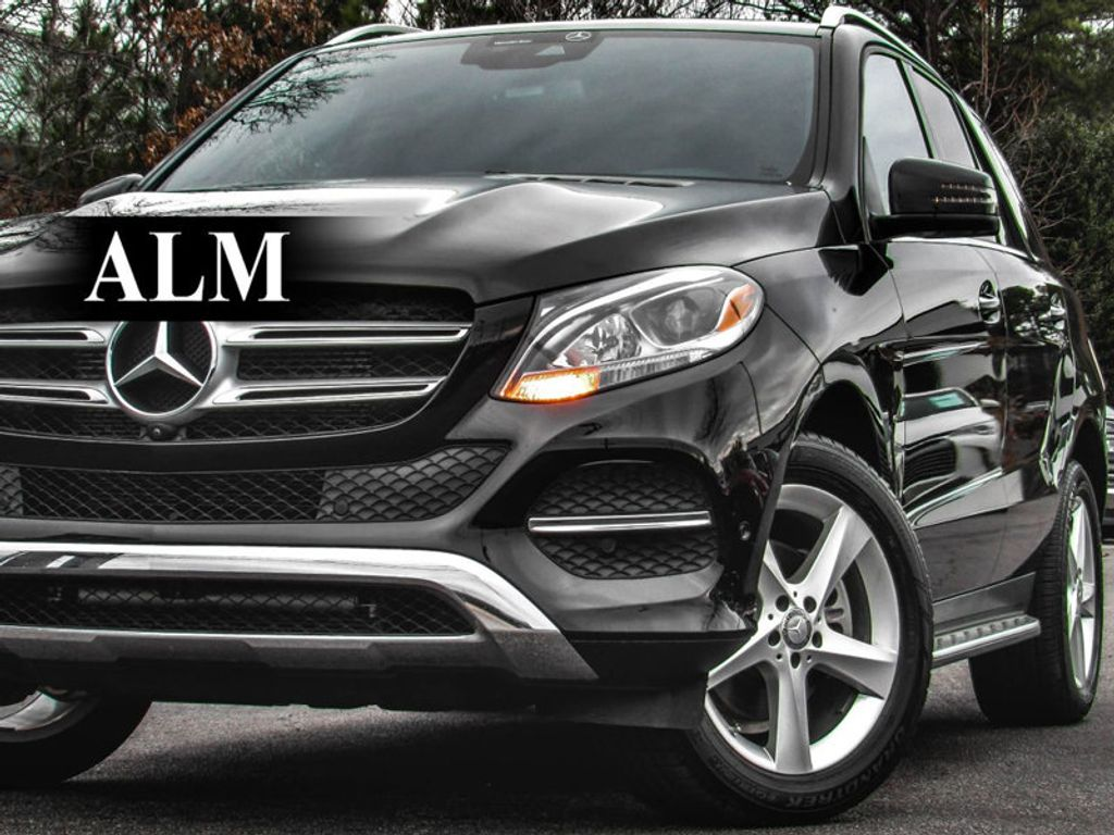 2017 used mercedes benz gle gle 350 suv at atlanta luxury for Mercedes benz gwinnett ga