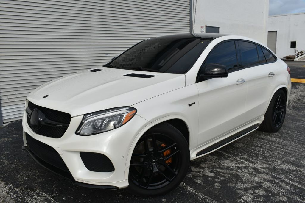 2017 Amg Gle 43 Coupe Mercedes Benz >> 2017 Used Mercedes Benz Gle43 Amg Coupe 4matic 81 615 Msrp Custom Interior Loaded At C K Auto Imports South Serving Pompano Beach Fl Iid