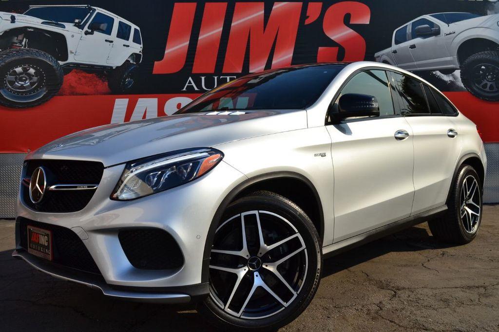 Jims Auto Sales >> 2017 Used Mercedes-Benz GLE Mercedes Benz GLE 43 Coupe Twin Turbo Premium 2 Premium 3 at Jim's ...